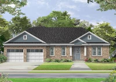 Augusta Model Real Estate Plan